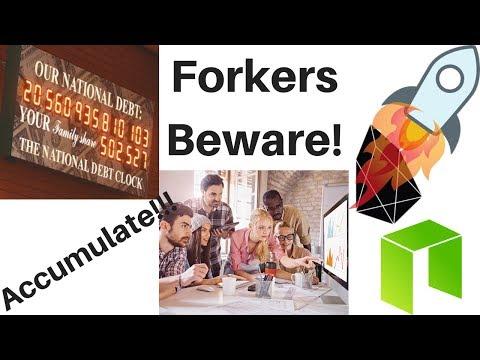 Debt Leading Bitcoin Higher? Neo Fork Beware! XLM Passes EOS! Zen Giveaway! Investor Interest Grows!