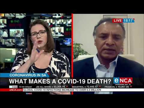 Discussion | How is a COVID-19 death identified?