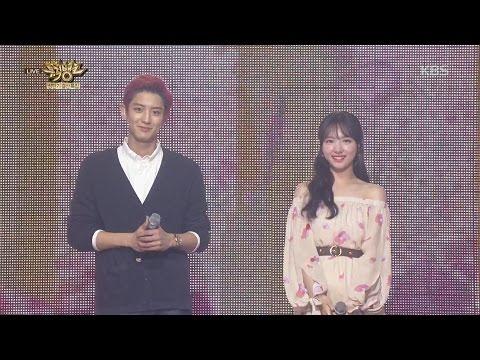 뮤직뱅크 - 찬열 & 나연, 스페셜 스테이지! 'Dream'.20160624