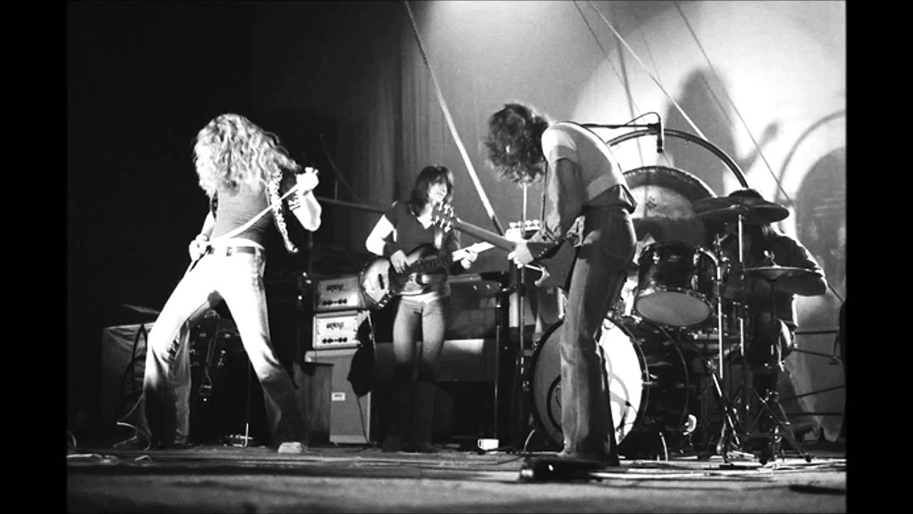 led zeppelin immigrant song live hampton 1971 stereo youtube. Black Bedroom Furniture Sets. Home Design Ideas