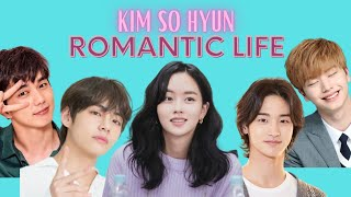 💘 Kim So Hyun Romantic Moments with Boys💘 Which one you prefer? ❤