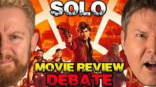 SOLO: A STAR WARS STORY Movie Review - Film Fury