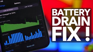 iPhone Battery Drain FIX - iOS 14 / iOS 14.4