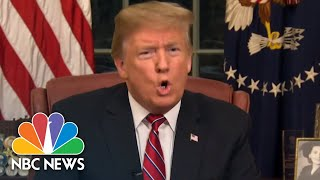 Watch President Donald Trump's Full Immigration Remarks | NBC News