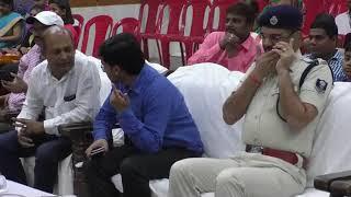 Ashish Mishra Raag - Jog And Shreya Mishra Kathak Dance in District Level competition.