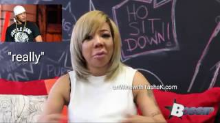 Exclusive: Floyd Mayweather and T.I Beef| Tiny & Floyd Busted on Camera Together and Tiny  Loves It.