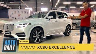Đây là lý do Volvo XC90 Excellence 2018 trở thành chiếc SUV sang trọng bậc nhất  AUTODAILY.VN 