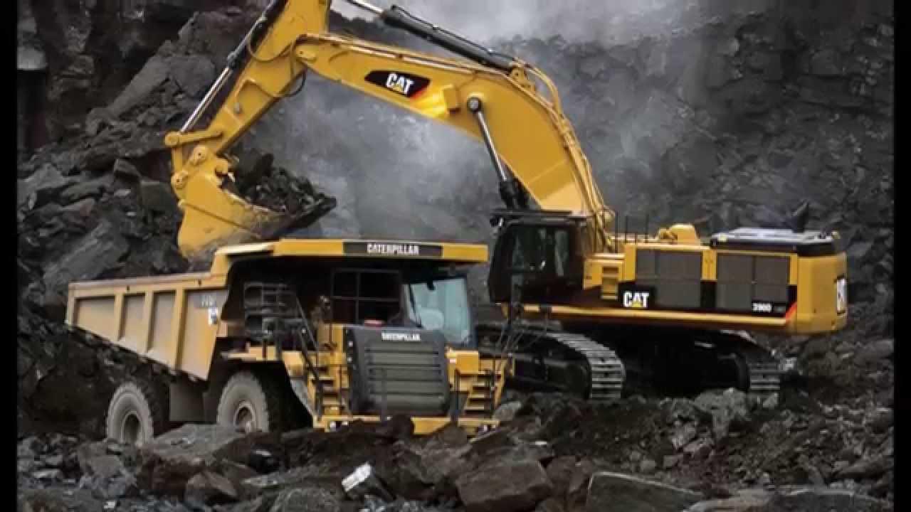 giant cat excavator - photo #7