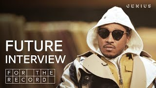 """Future Talks Quitting Lean, His Catchy Chorus on """"King's Dead"""" and More"""
