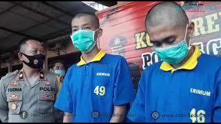 Sadis!!! Pengakuan Pelaku Pembacokan di Grobogan