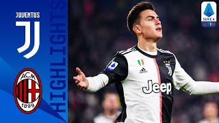 10/11/2019 - Campionato di Serie A - Juventus-Milan 1-0, gli highlights