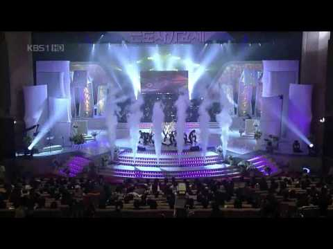 SS501 080430 KBS Laborers Festival - Deja Vu