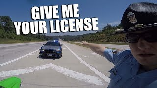 How To Lose Your License