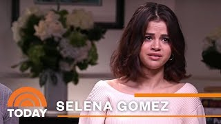 Selena Gomez Speaks Out About Kidney Transplant From Her Best Friend Francia Raisa | TODAY