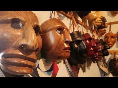 Le maschere dei Mamuthones