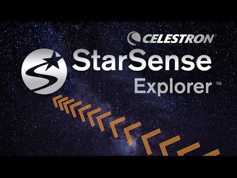Celestron's StarSense Explorer telescope uses sky recognition technology to make exploring the universe fast, easy and accurate.