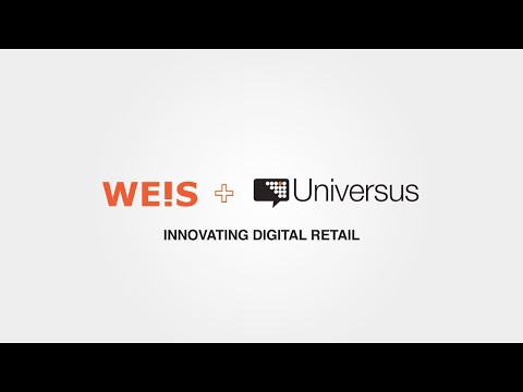 Video: Universus and Weis announce strategic alliance for dealership digital integration