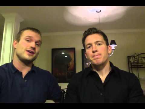 The Bear Grylls Adventure Casting Video: Kyle Maynard & Dan Adams