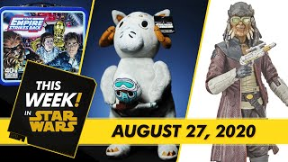 Star Wars Celebration Merchandise, Star Wars: Galaxy's Edge Gets Animated, and More!