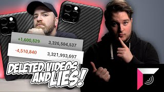 UNBOX THERAPY  - the TRUTH about Lew's new phone cases [UPDATED]