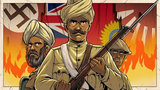 WW2 From India's Perspective   Animated History