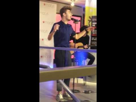 Nathan Sykes - Kiss Me Quick acoustic