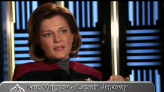 Kate Mulgrew | Voyager Time Capsule: Kathryn Janeway