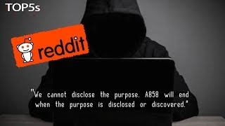 5 Incredibly Mysterious Reddit & 4Chan Posts That Remain Unsolved...