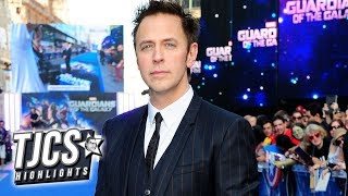 James Gunn Discusses Being Fired From Disney And Brought Back