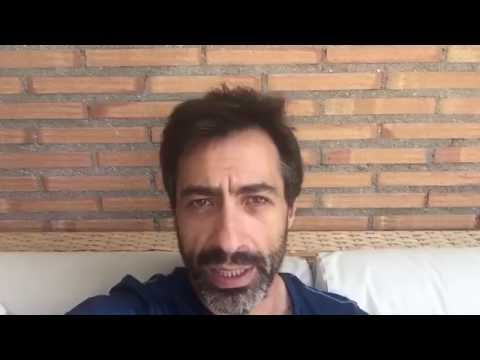 Juan del Val invita al personal de Aquaservice a correr por la parálisis cerebral
