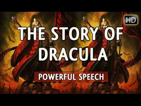 The Story Of Dracula ᴴᴰ ┇ Powerful Speech ┇ The Daily Reminder ┇