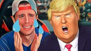 I SAVED PRESIDENT TRUMP?!! | Mr President #1
