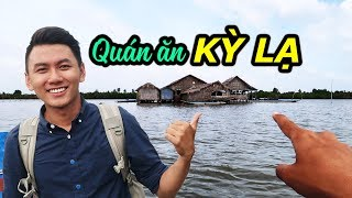 A STRANGE RESTAURANT in SEA LAKE WESTERN REGION |CA MAU Travel