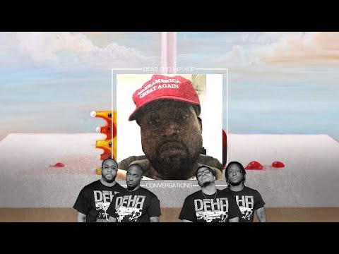 Make Kanye West Great Again | DEHH Convo