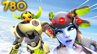 NOBODY Expects The Flying Orisa!!   Overwatch Daily Moments Ep.780 (Funny and Random Moments)