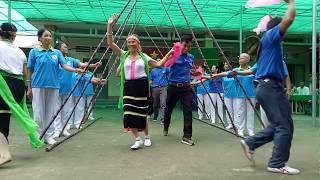 Nhảy sạp cực hay của Tân Hà, Tân Châu,Tây Ninh