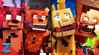 """The Foxy Song"" Full Series 