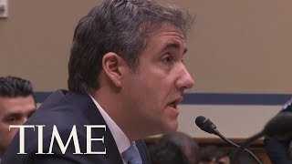 Newly Released Documents Show FBI Was Investigating Michael Cohen Long Before Raid | TIME