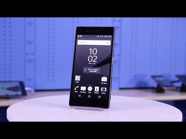 Belsimpel-productvideo voor de Sony Xperia Z5 White