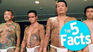 Top 5 Yakuza Facts