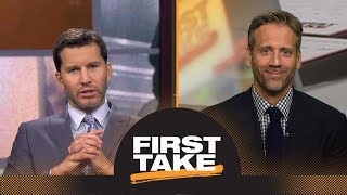 How big of a loss would Le'Veon Bell be to Steelers?  | First Take | ESPN