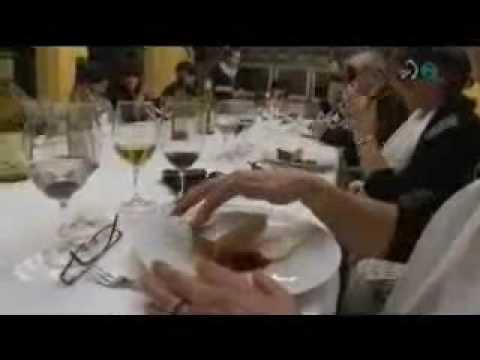 """Marimar Estate 2010 """"Blind Dinner"""" in Spain"""