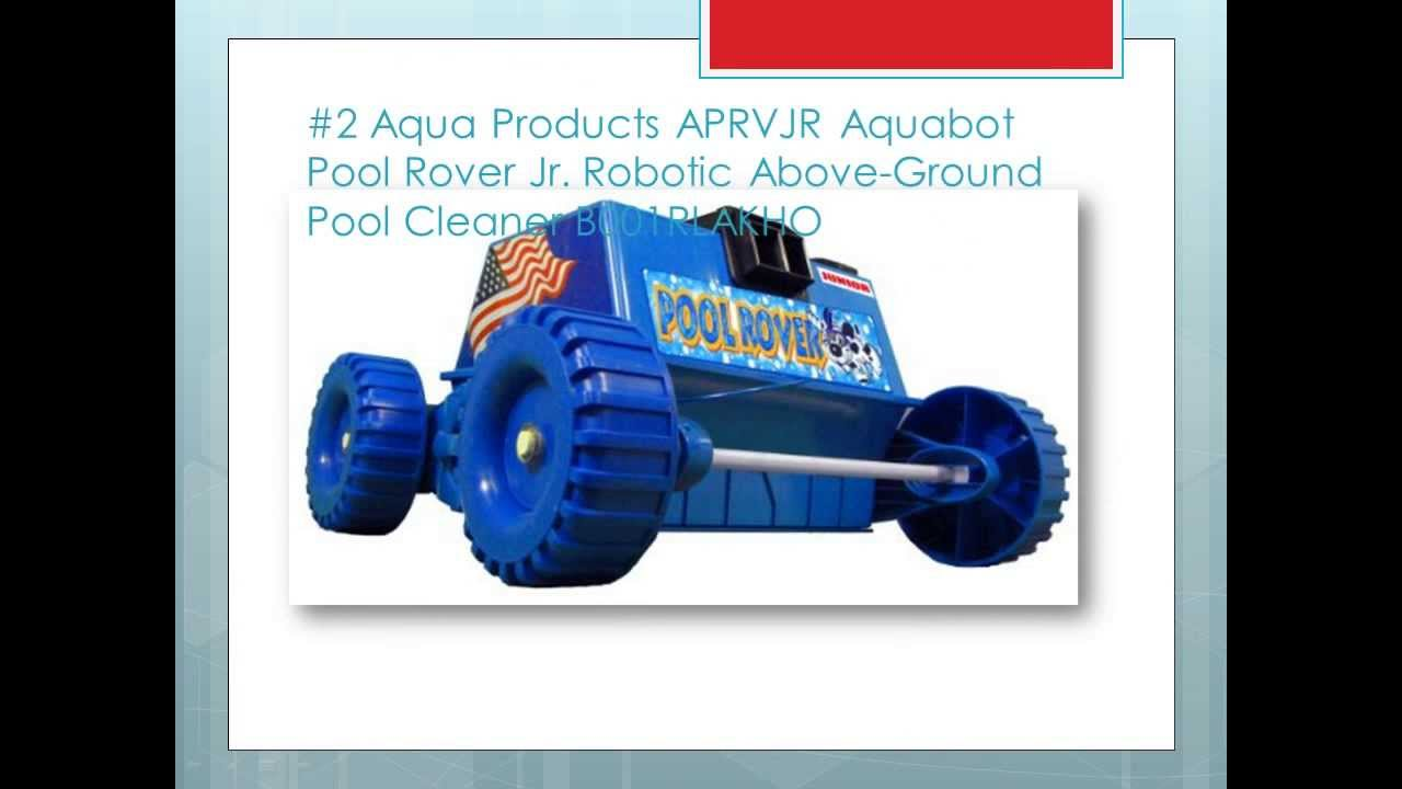 Awesome Best Robotic Pool Cleaners Top Rated Automatic