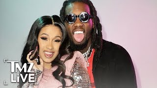 Cardi B: $10 Million Dollar War | TMZ Live