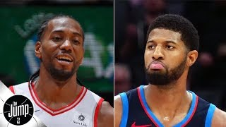 2019 NBA offseason overachievers: Clippers (duh) lead the way | The Jump