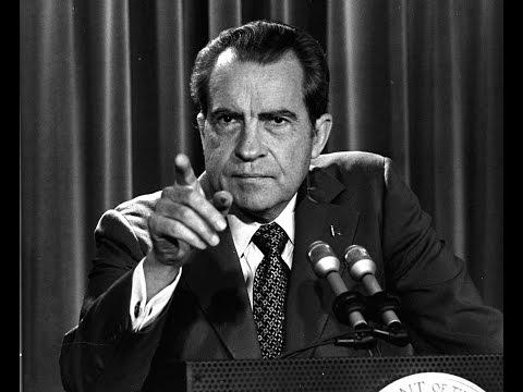 Richard Nixon Meets Duke Ellington