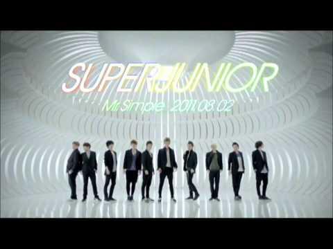 미스터 심플 Mr.Simple - Super Junior (Full Audio) + Download Link