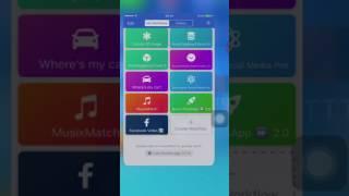 Download Video Facebook iPhone  workflow