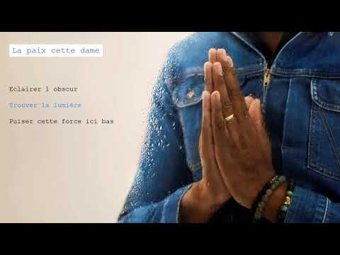 "Stefan Filey ""la paix cette dame"" (lyrics video)"