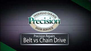 Belt Vs Chain Drive